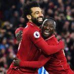 Mohamed Salah dan Naby Keita