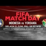 Yordania Vs Indonesia
