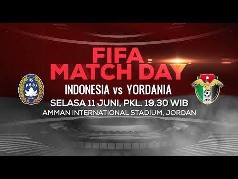 Yordania Vs Indonesia
