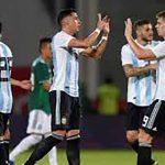 Argentina vs Meksiko