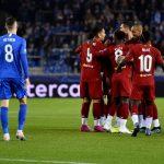 Prediksi KRC Genk vs Liverpool