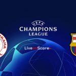 Slavia Praha vs Barcelona