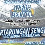 Swedia vs Spanyol